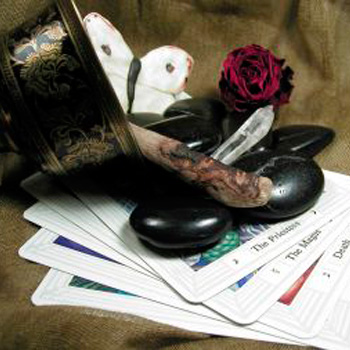 Tarot sin gabinete Visa